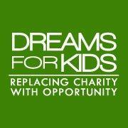 Dreams for Kids, Inc. Logo