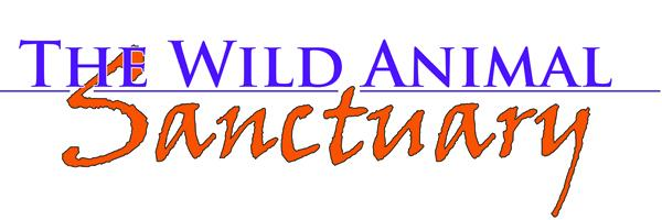 The Wild Animal Sanctuary Logo