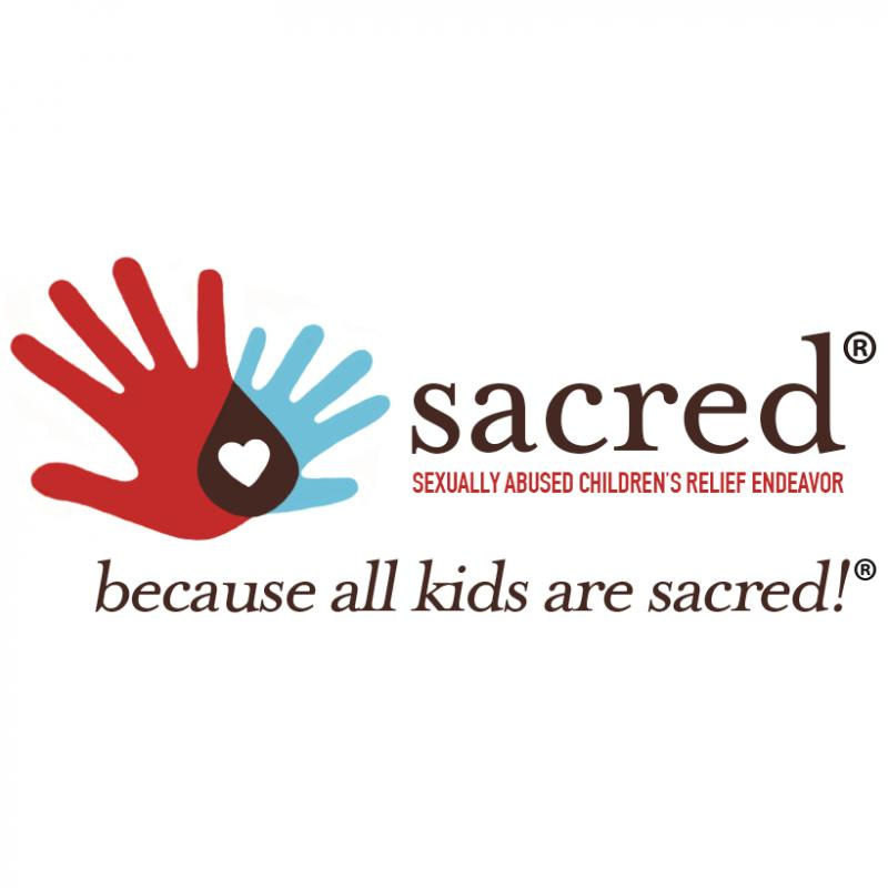 sacred-Sexually Abused Children's Relief Endeavor Logo