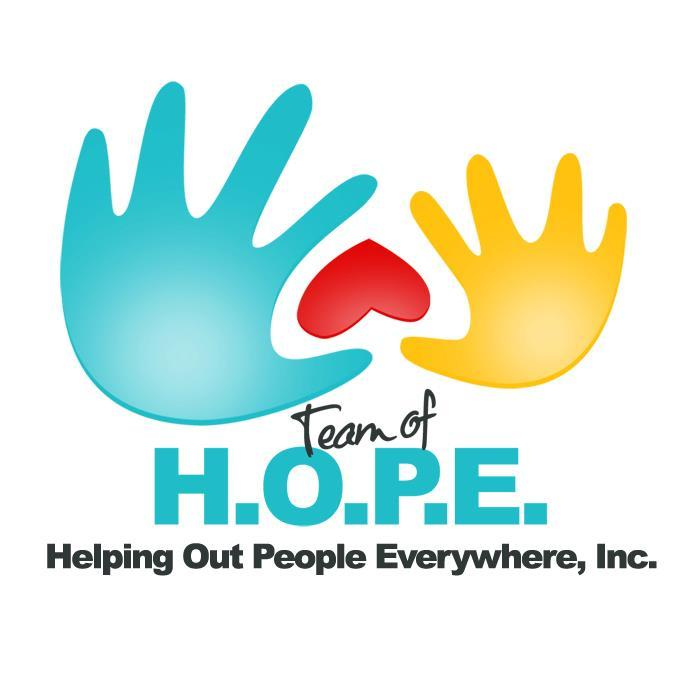 Helping Out People Everywhere Inc. Logo