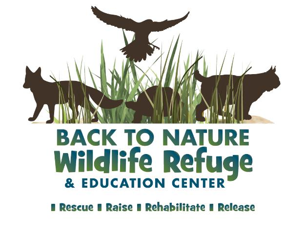 Back to Nature Wildlife Inc Logo