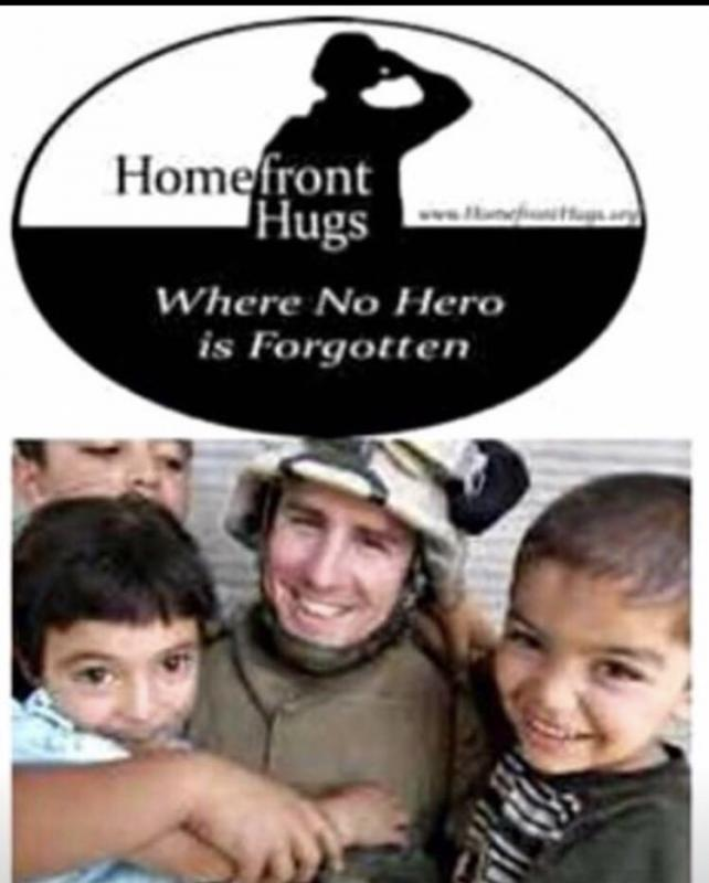 Homefront Hugs Foundation, Inc. Logo