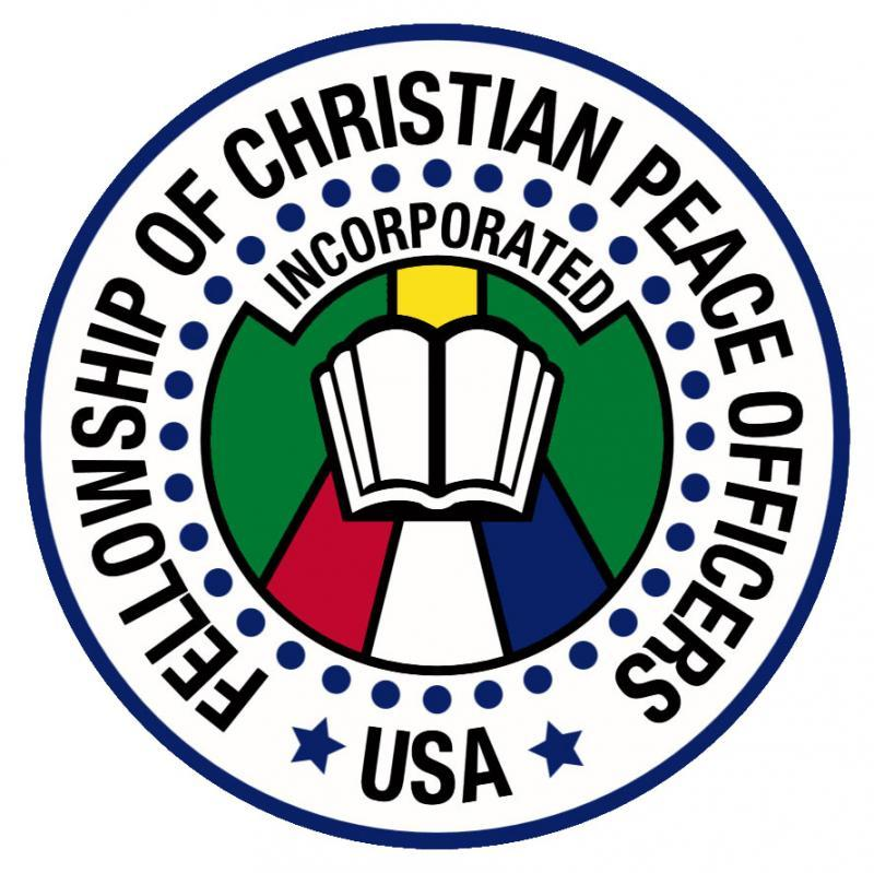 Fellowship of Christian Peace Officers-USA Logo