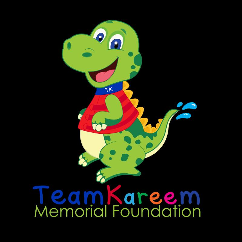 Team Kareem Memorial Foundation Logo