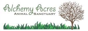 Alchemy Acres Animal Sancturay Inc Logo