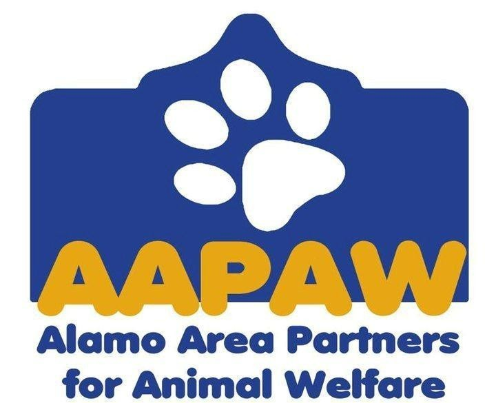 Alamo Area Partners for Animalwelfare Logo