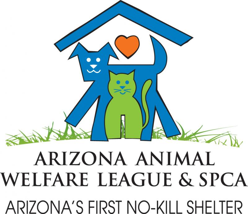 Arizona Animal Welfare League, Inc. Logo