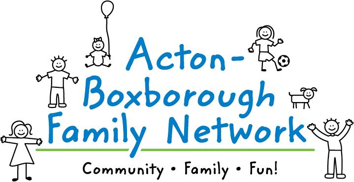ACTON-BOXBOROUGH FAMILY NETWORK Logo