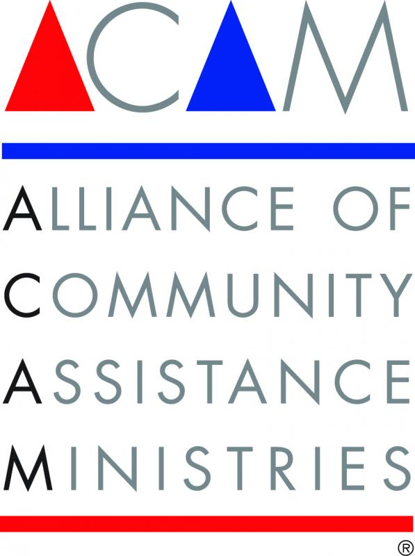 Alliance of Community Assistance Ministries, Inc. (ACAM) Logo