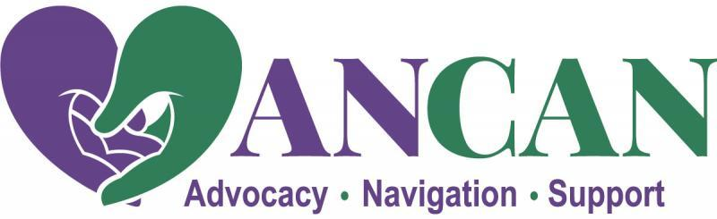 'AnCan' - Answer Cancer Foundation Logo