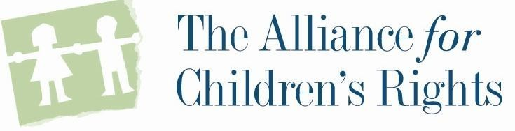 Alliance for Childrens Rights Logo