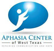 Aphasia Center of West Texas, Inc. Logo