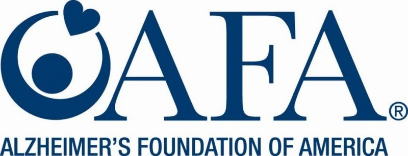 Alzheimer's Foundation of America Logo