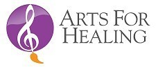 Arts for Healing Inc Logo