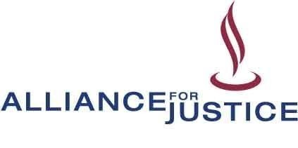 Alliance for Justice Logo