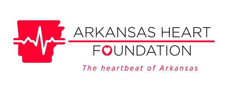Arkansas Heart Foundation Logo