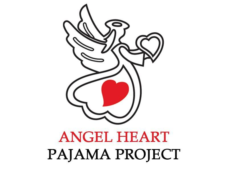 Angel Heart Pajama Project Logo