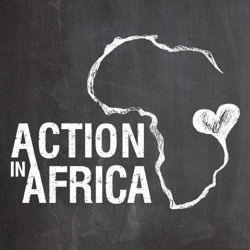 Action in Africa Inc. Logo