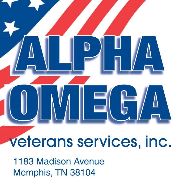 Alpha Omega Veterans Services, Inc. Logo