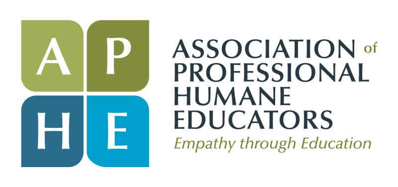 Association of Professional Humane Educators Logo