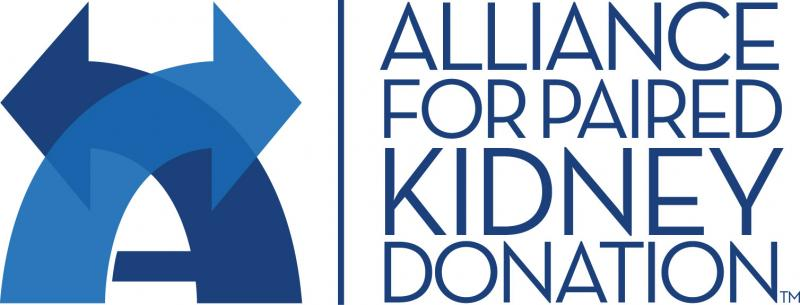 ALLIANCE FOR PAIRED DONATION INC Logo