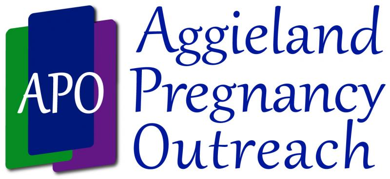 Aggieland Pregnancy Outreach Logo