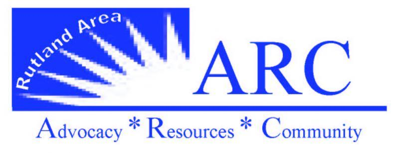 ARC Rutland Area Inc Logo