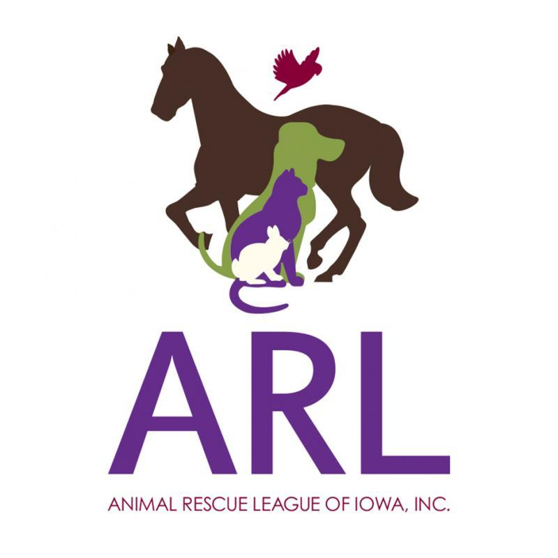 Animal Rescue League of Iowa, Inc. Logo