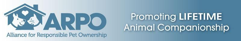 Alliance For Responsible Pet Ownership, Inc Logo