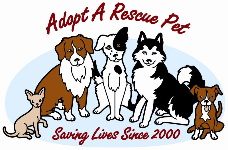 Adopt-A-Rescue-Pet Logo