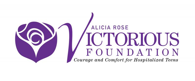 Alicia Rose Victorious Foundation Logo