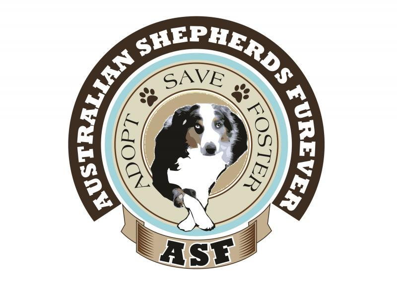Australian Shepherds Furever Corporation Logo