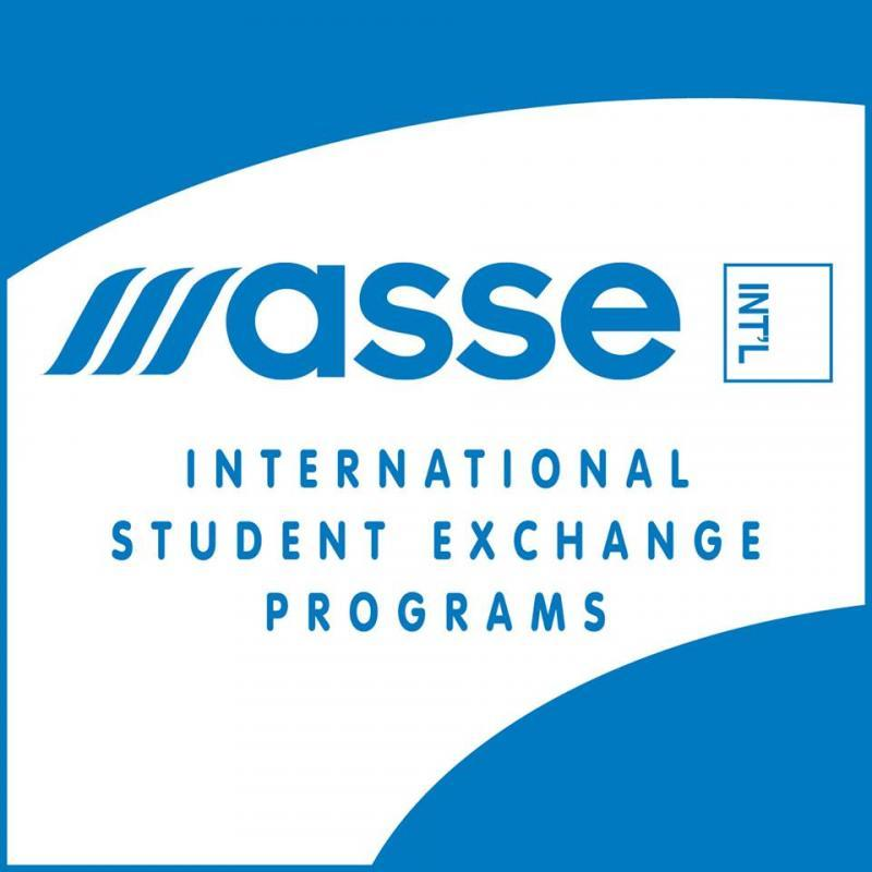 ASSE and World Heritage International Student Exchange Logo