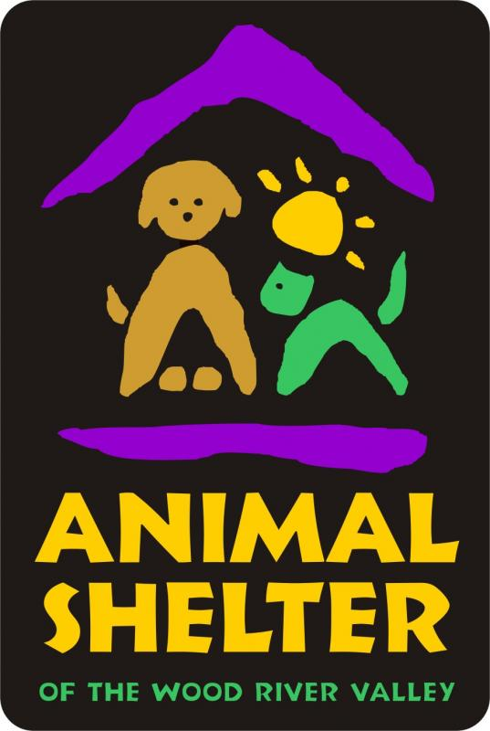 ANIMAL SHELTER OF WOOD RIVER VALLEY Logo