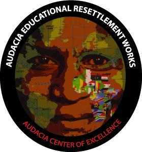 Audacia Educational Resettlement Works Logo
