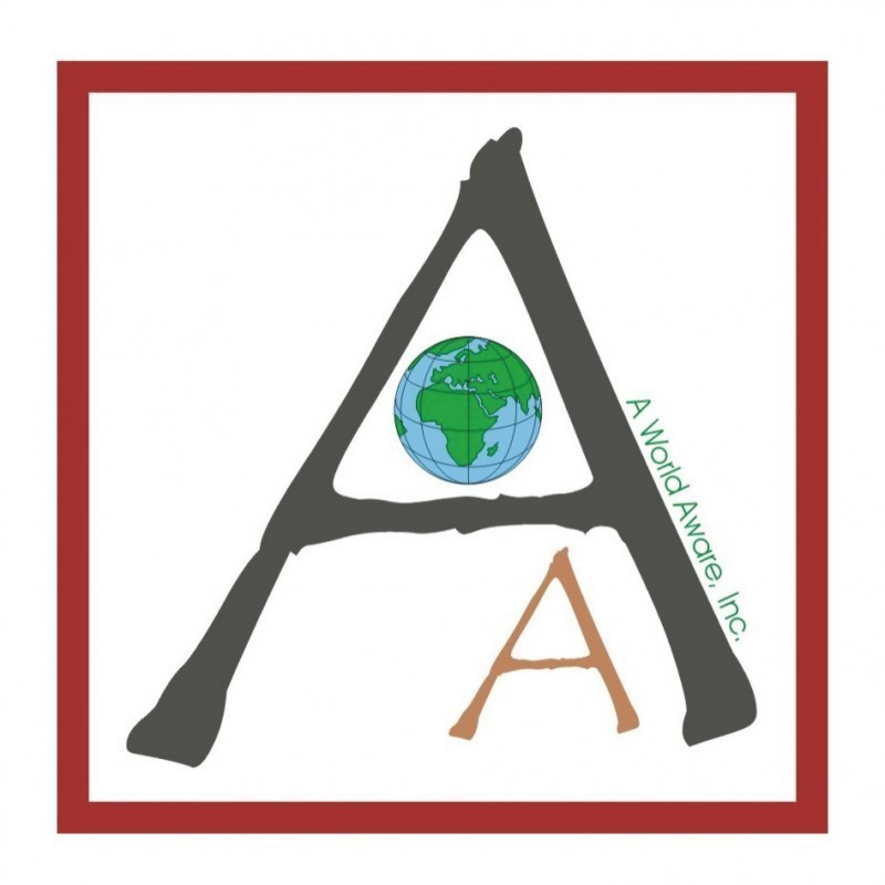 A World Aware Inc Logo