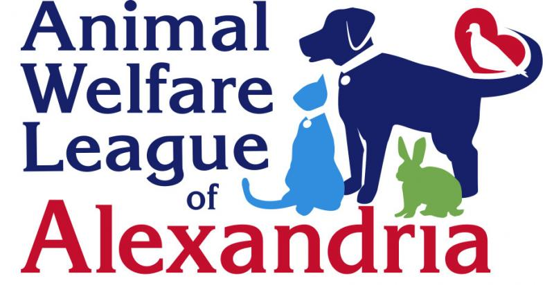 Animal Welfare League of Alexandria Virginia Incorporated Logo