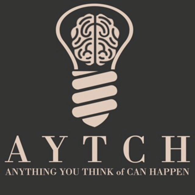 ANYTHING YOU THINK CAN HAPPEN INC 501(c)(3) Logo