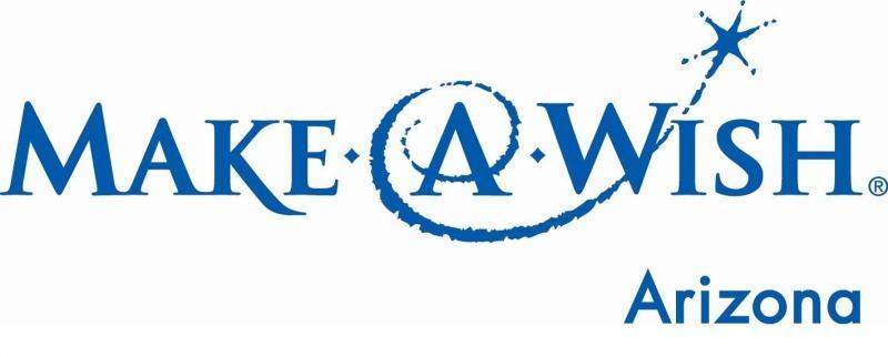 Make-A-Wish Arizona Logo