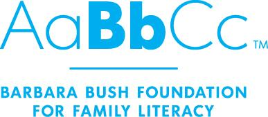 Barbara Bush Foundation for Family Literacy Logo