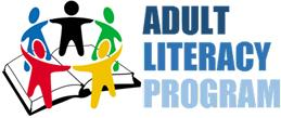 CUMBERLAND ADULT READING COUNCIL Logo