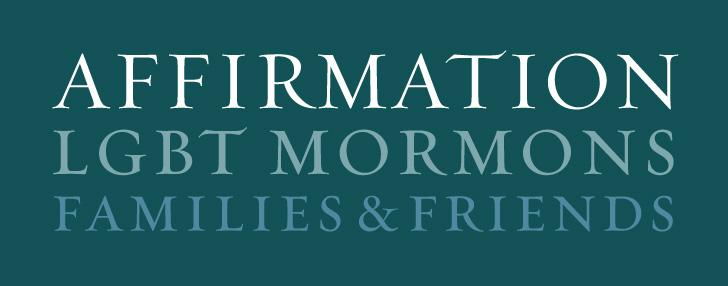 Affirmation Gay and Lesbian Mormons Logo