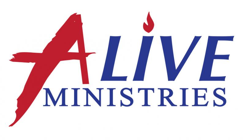 ALIVE MINISTRIES INC Logo