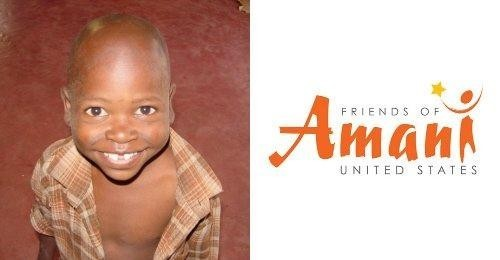 FRIENDS OF AMANI US INC. Logo