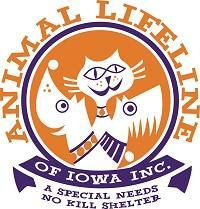 Animal Lifeline of Iowa Logo