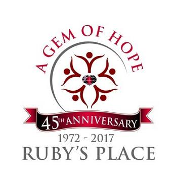 Ruby's Place 743 Logo