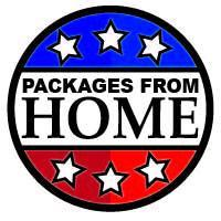 PACKAGES FROM HOME Logo