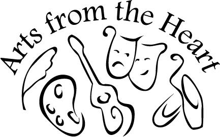 ARTS FROM THE HEART Logo