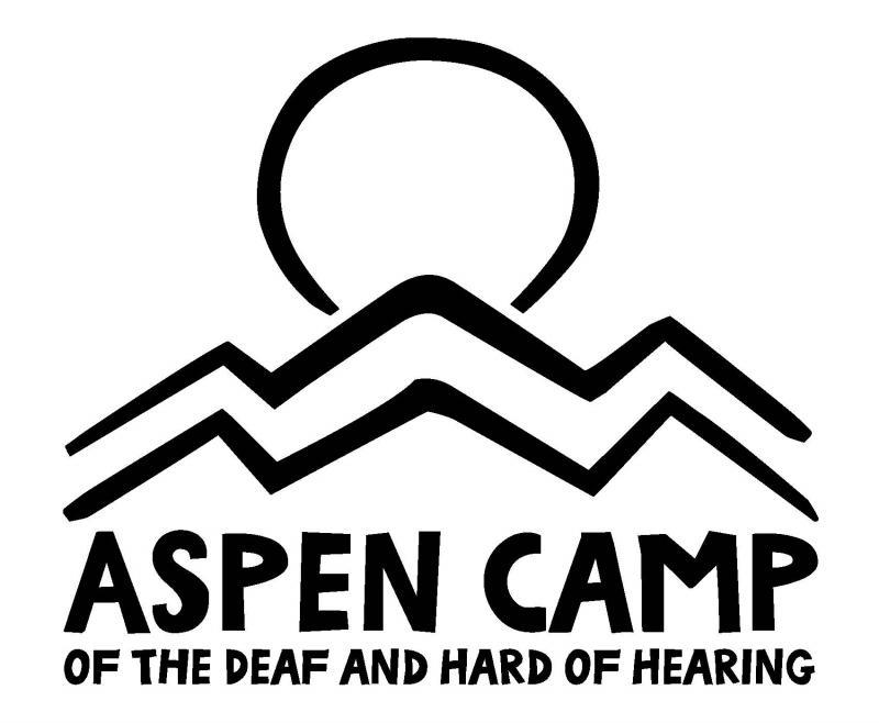 Aspen Camp of the Deaf and Hard of Hearing Logo