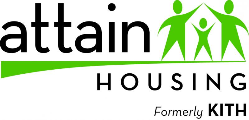 Attain Housing (Formerly KITH) Logo